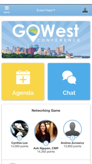 Conference App for Networking