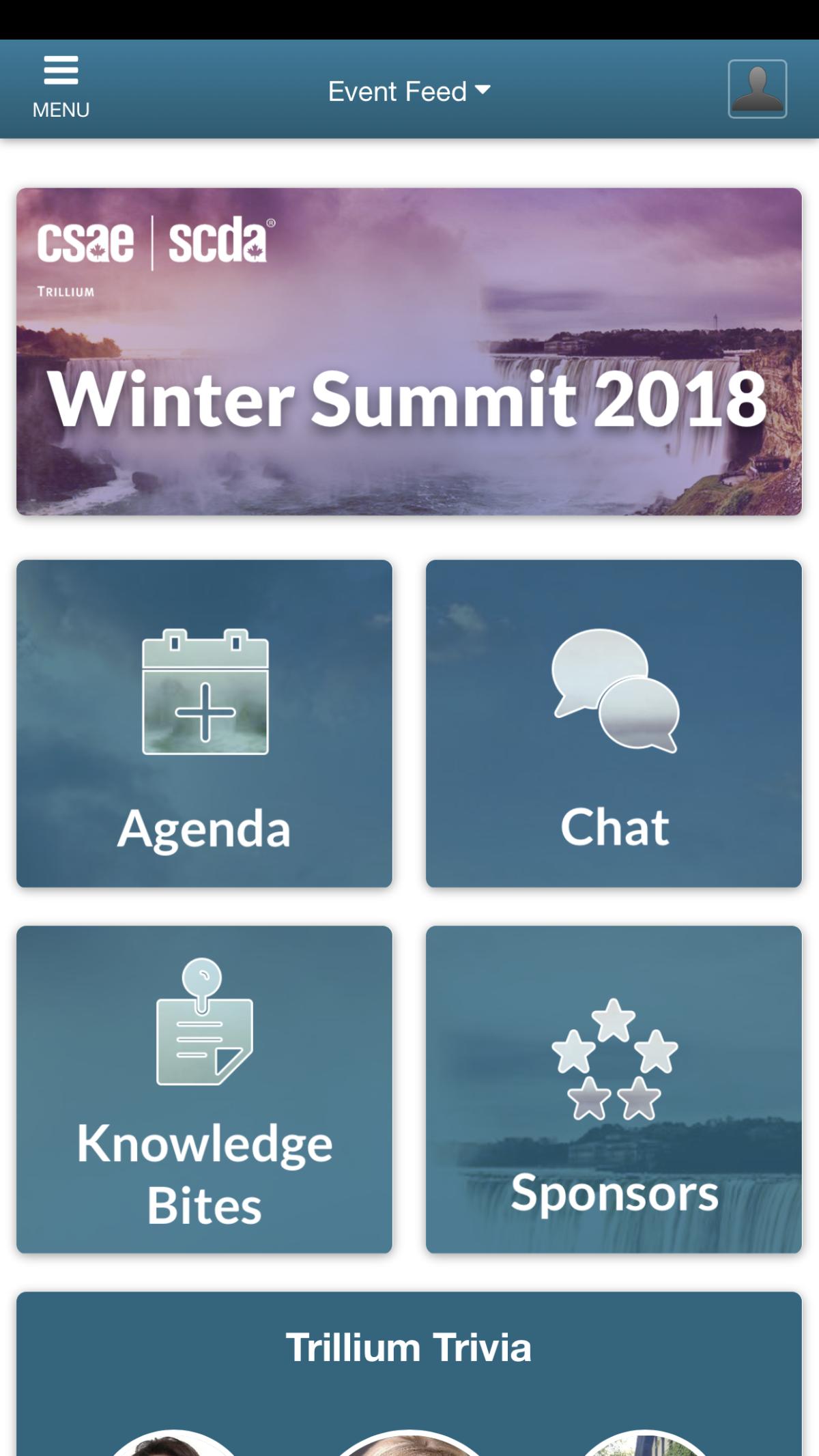 Association Event App